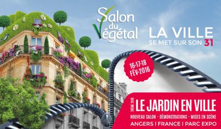 Salon du Végétal 2016